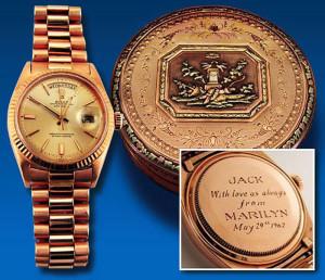 Rolex President - La storia del Rolex Day date Marilyn Monroe