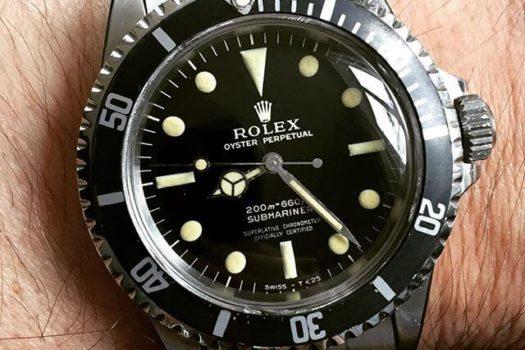 Rolex Submariner Storia