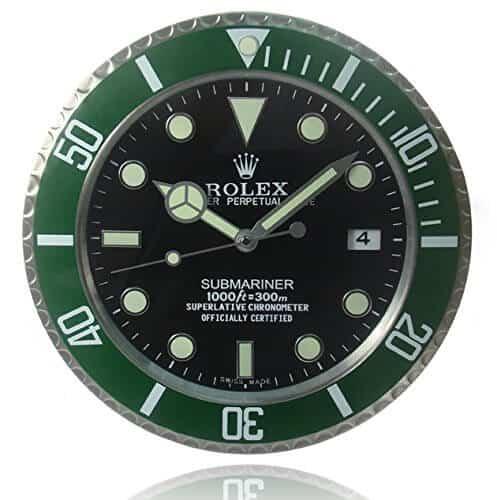 Orologio Rolex Submariner Verdone da Parete