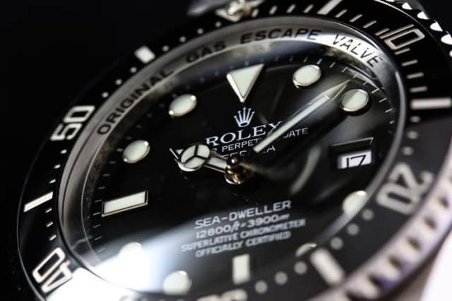 Orologi Rolex da parete