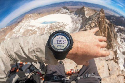 Suunto Ambit3 Peak il massimo per le prestazioni sportive