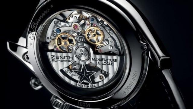 orologi zenith el primero