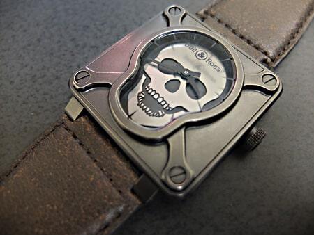 orologio da uomo Bell & Ross Br 01 Airborne.