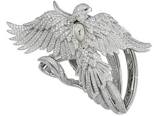 orologio Cartier Phoenix Décor