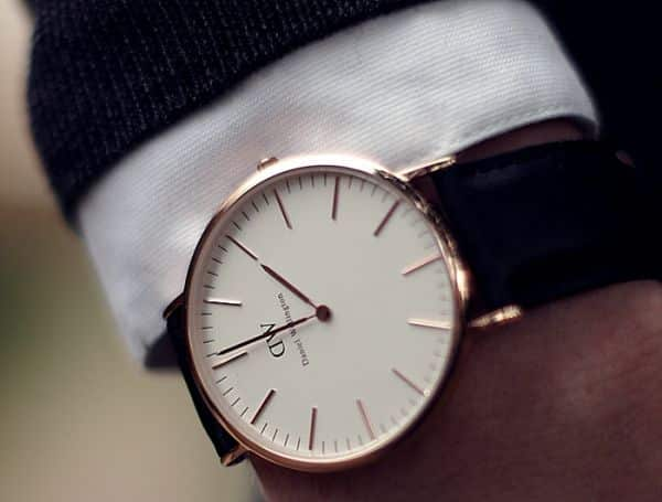 orologio Daniel Wellington Classic Sheffield for man