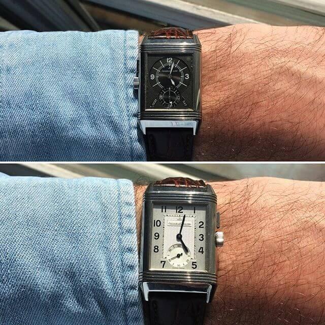 orologio Jaeger leCoultre reverso