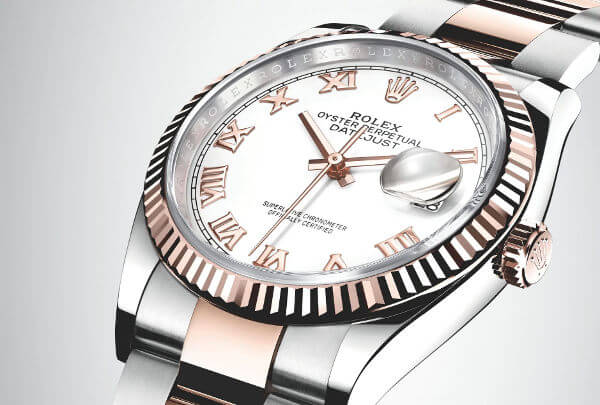 Oyster Perpetual Rolex Datejust 36 Baselworld 2018
