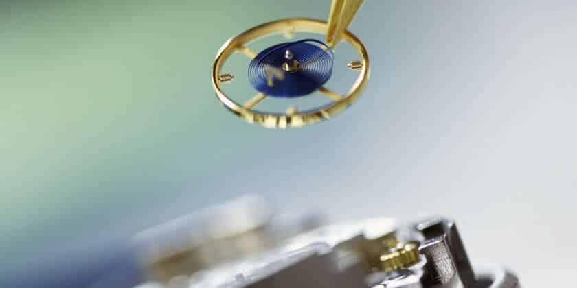 meccanismo Paracrhom blu Rolex