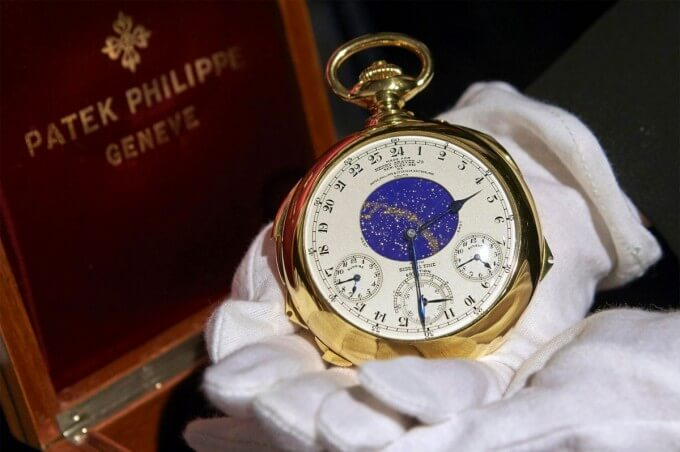 orologio da tasca Patek Philippe Graves Supercomplication