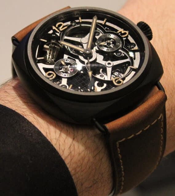 orologio Radiomir Tourbillon GMT CERAMICA PAM00350