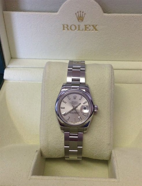 Rolex  Lady Datejust 179160: