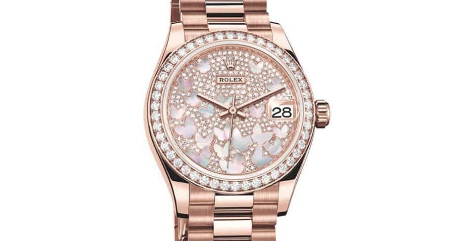 Nuovo orologio Rolex Datejust 31 presentato al Baselworld 2018
