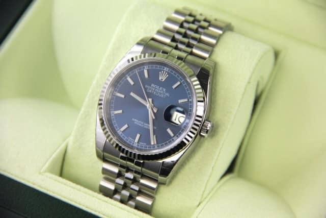 recensione Rolex Datejust 36