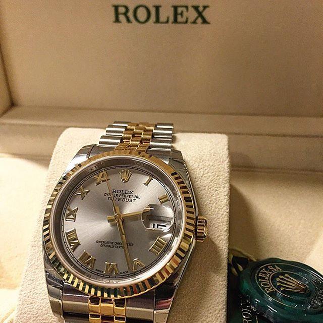 Rolex Datejust 36 prezzo