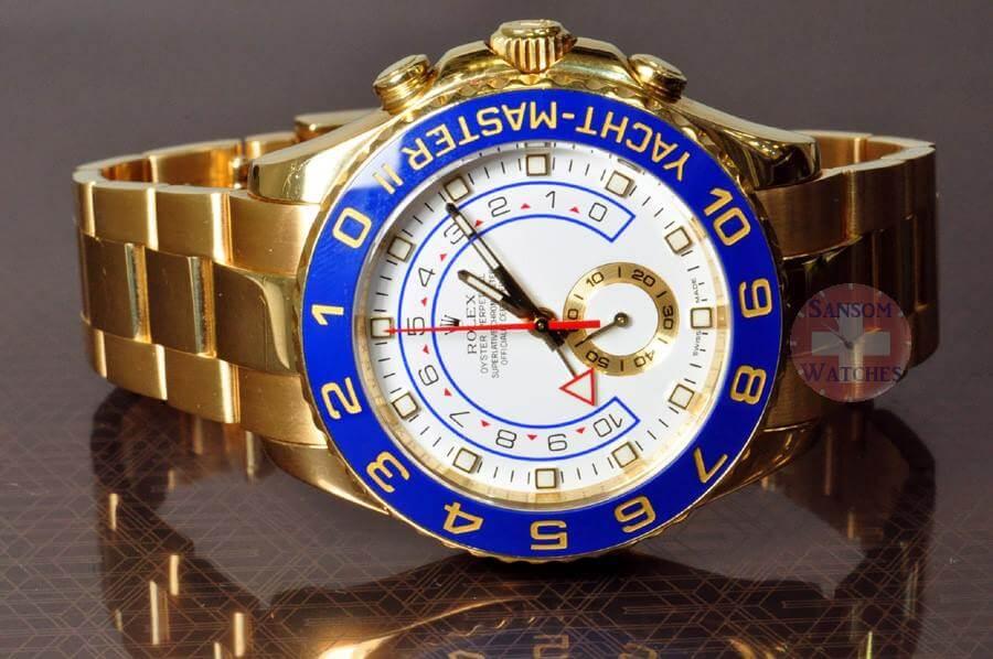 orologio da uomo Rolex Yachtmaster 2 model 116688
