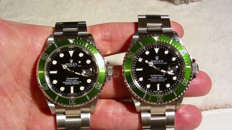 caratteristiche di Rolex replica