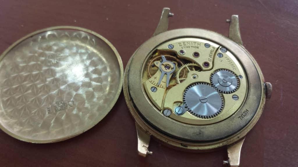 orologio Zenith stellina cal.126