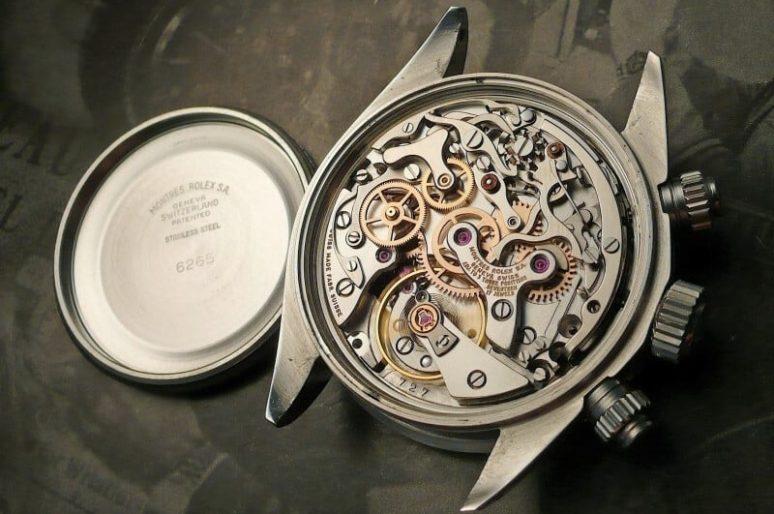 Movimento Rolex: precisione ed affidabilità