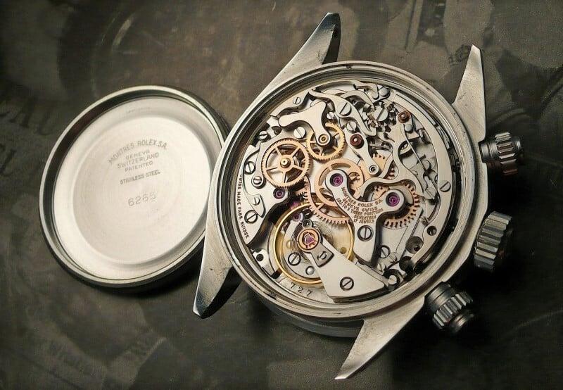 caratteristiche del movimento Rolex