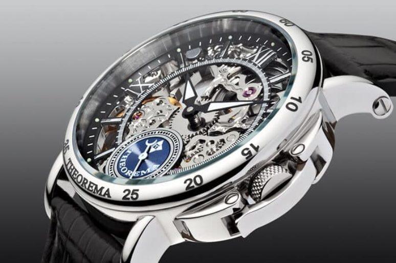 Orologio Theorema: diverse linee di orologi Made in Germany