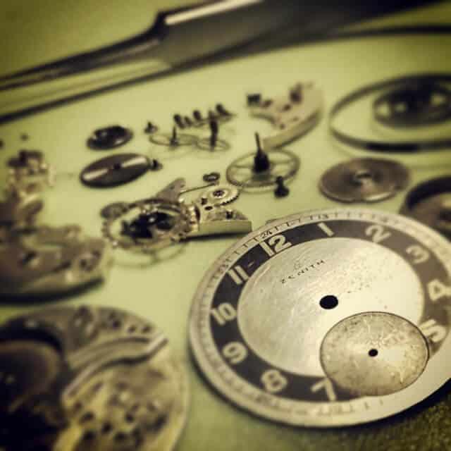 informazioni orologio Zenith stellina