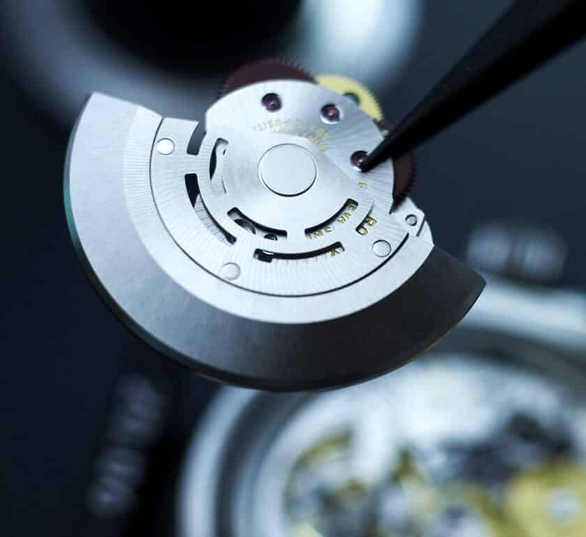 Meccanismo del rotore perpetual