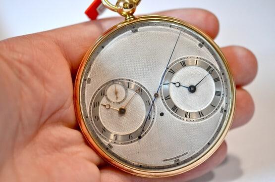orologio da taschinoBreguet & Fils, Paris, 2667 Precision