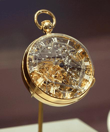 l orologio più grande del mondo