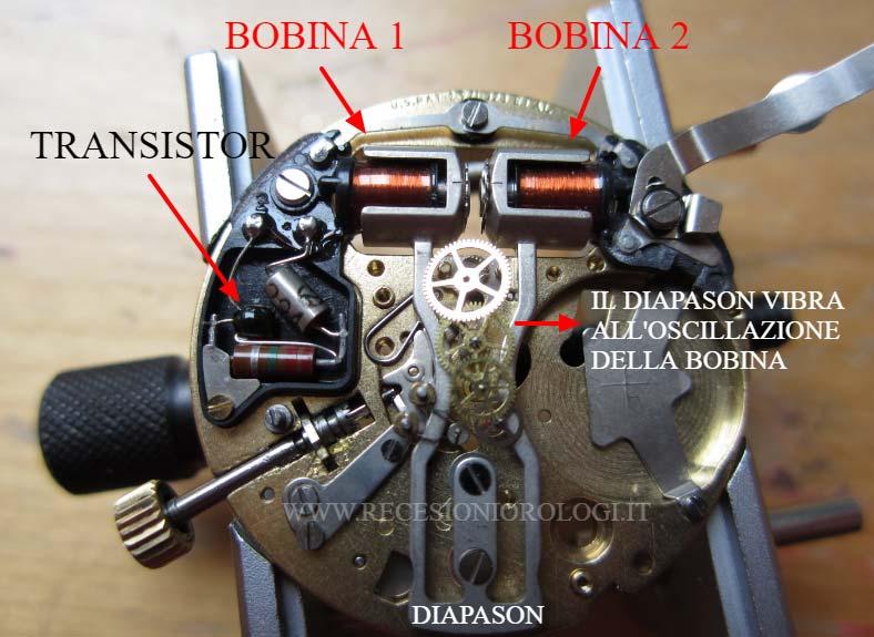 Bulova Accutron diapason