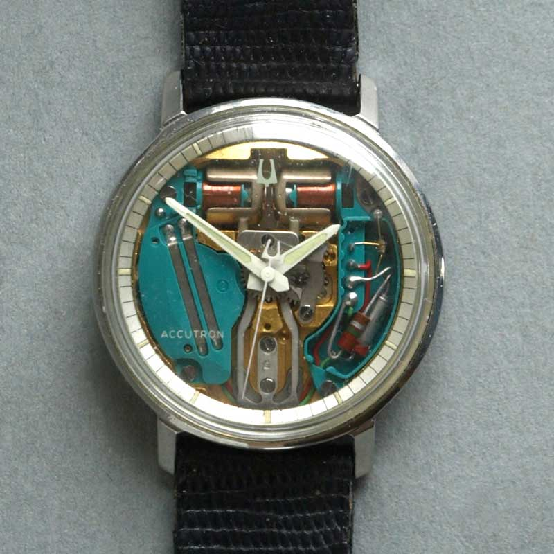 Bulova Spaceview