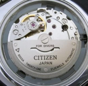 Citizen NY0040 calibro 8203