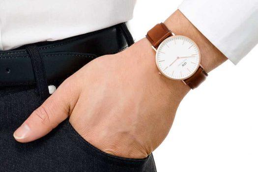 Daniel wellington 0106DW: orologio da giorno semplice e raffinato