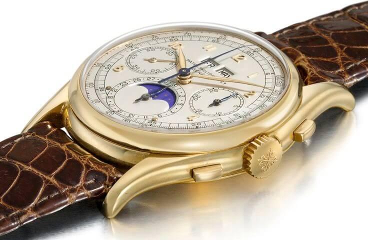 orologio da polso Patek Philippe Reference 1527 Perpetual Calendar