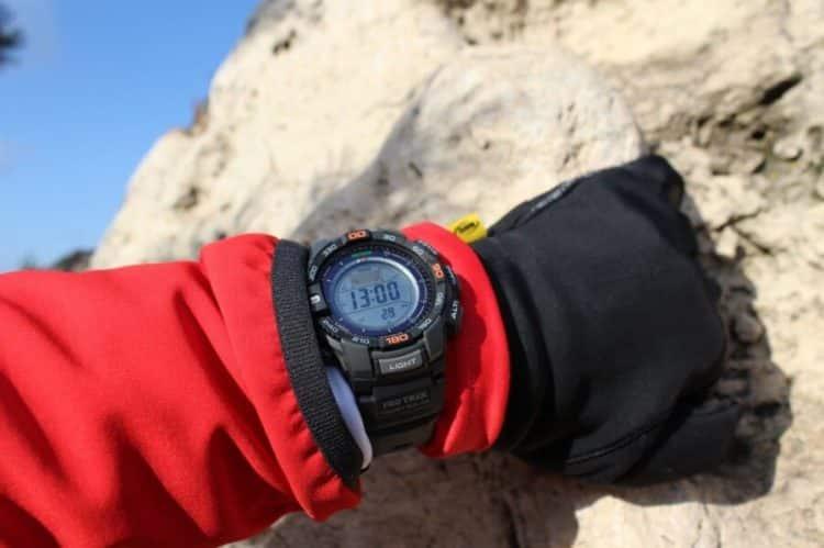 watch Casio PRG 270