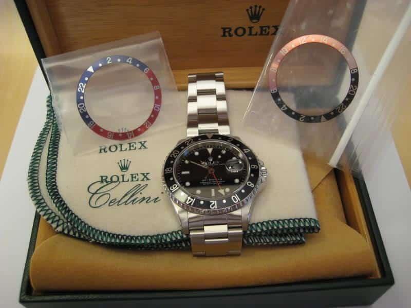 Recensione Rolex gmt 16710 Master II