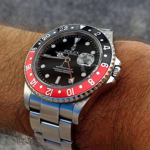 Recensione Rolex gmt 16710