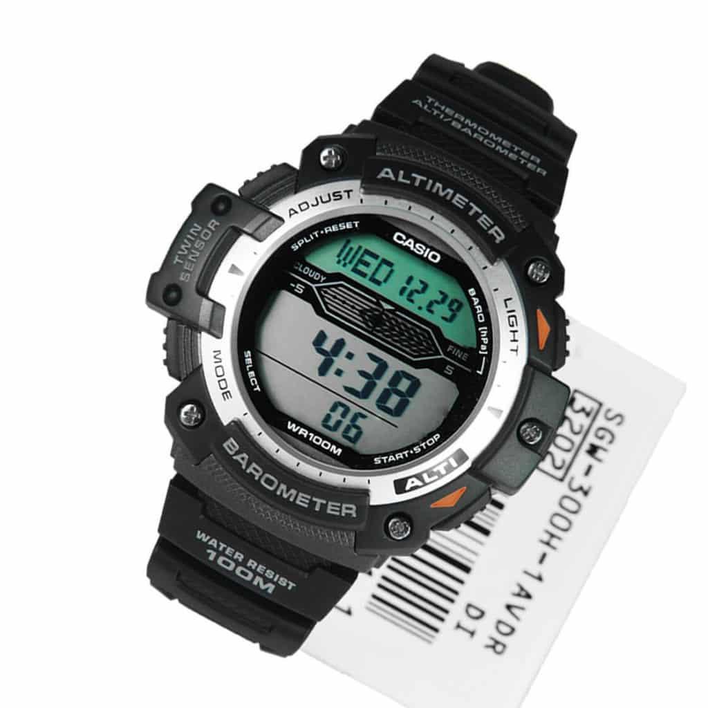 875b106bf91 Casio SGW 300h  l orologio sportivo alla portata di tutti