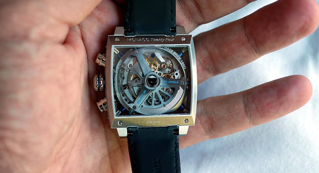 orologio di lusso Tag Heuer Monaco