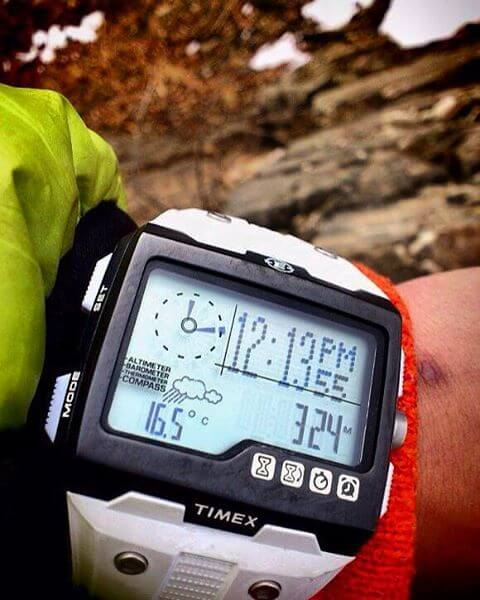 Timex Expedition WS4 ideale per l'avventura