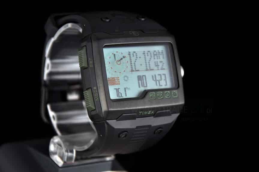 recensione dell'orologio Timex Expedition WS4 militare