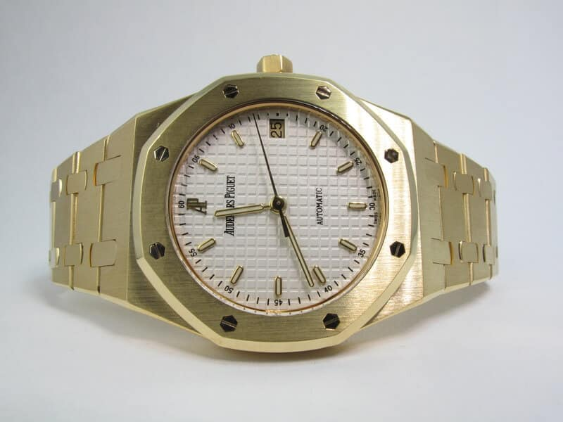 Audemars Piguet 14790 yellow gold