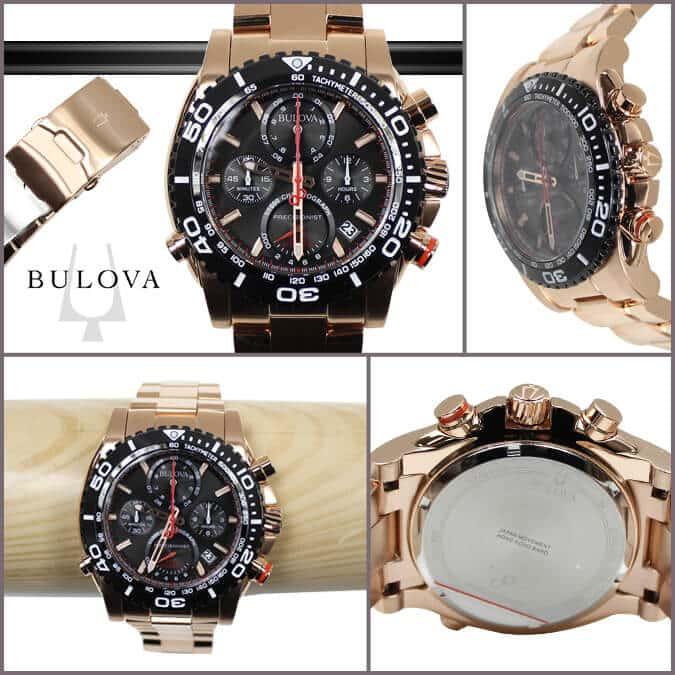 Bulova Precisionist 98B213
