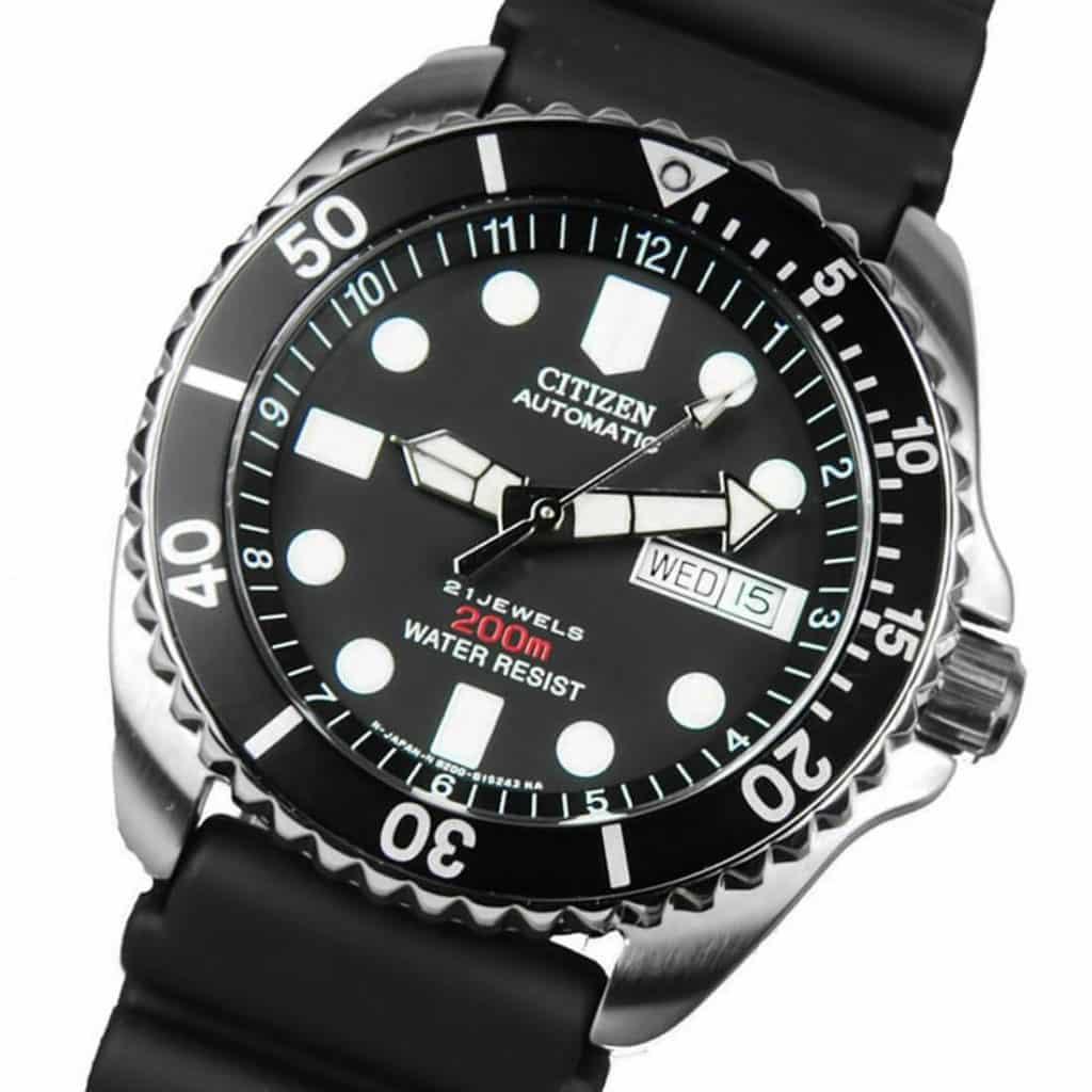 orologio automatico Citizen NY2300-09EB