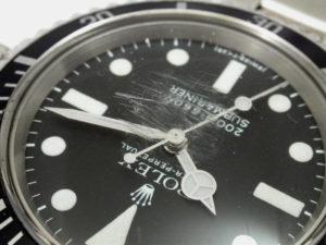 Come togliere i graffi dal vetro dell'orologio