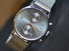 tutte le informazioni sull'orologio RM913 Milanese Chrono Grey