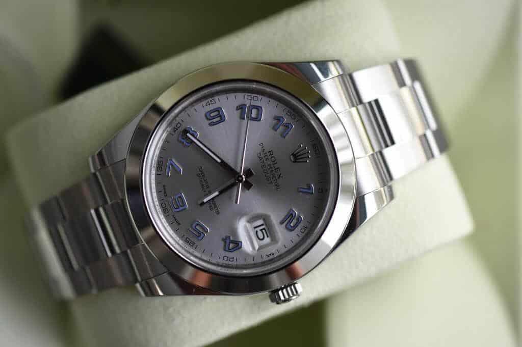Rolex Datejust ref 116300