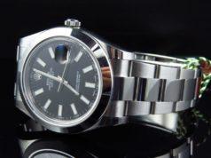 recensioni Rolex Datejust II
