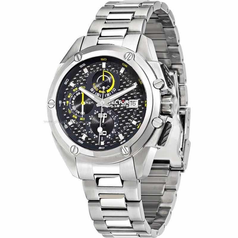 orologio sportivo Sector Cronografo 905 R3273981001