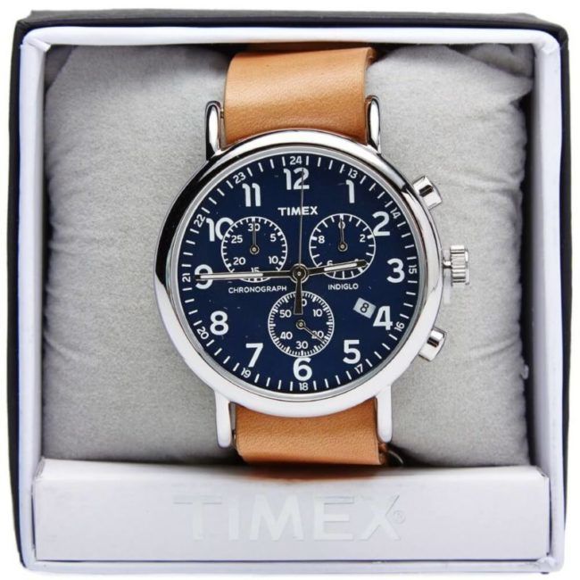 Orologio Timex Weekender Chrono TW2P62300