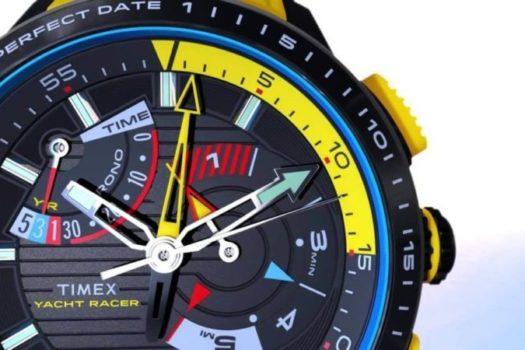 Timex Yacht Racer: l'orologio per la tua estate al mare